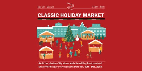 Hester Street Fair Classic Holiday Market tickets
