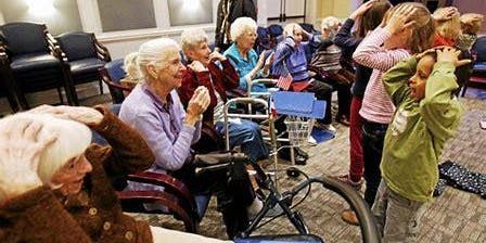 Grandfriends at Brucelea Haven - Holiday Activities & Sing Along