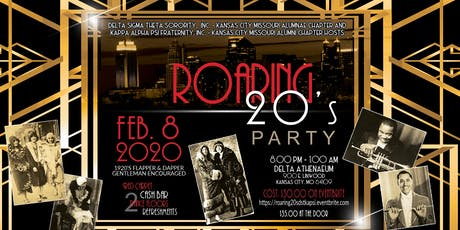 A Roaring 20's Valentine's Day Party tickets