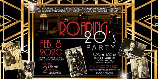 A Roaring 20's Valentine's Day Party