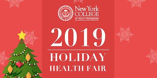 Holiday Health Fair