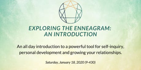 Exploring the Enneagram: An Introduction to the Integrative Enneagram tickets