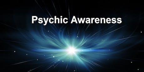Psychic Awareness - Understanding Messages From Spirit tickets