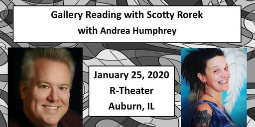 Scotty Rorek Gallery Reading with Andrea Humphrey