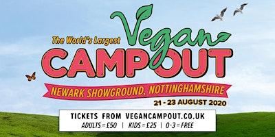 Vegan Camp Out 2020