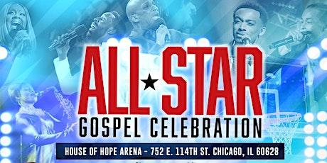 All Star Gospel Celebration tickets