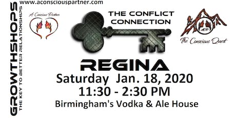 "The Conscious Quest - Dealing With Conflict ""Consciously"" - Stop Fighting!! tickets"