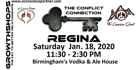 """The Conscious Quest - Dealing With Conflict """"Consciously"""" - Stop Fighting!! tickets"""