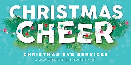 Christmas 2019 at Grace Fellowship - Jefferson