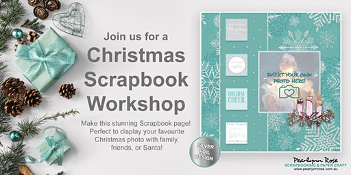 Copy of Christmas Scrapbook Workshop