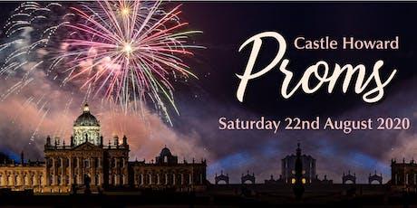 Castle Howard Proms 2020 tickets