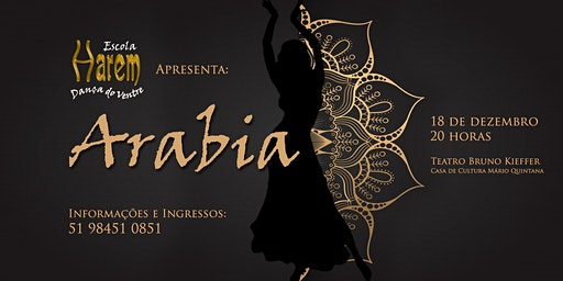 Espetáculo Arabia