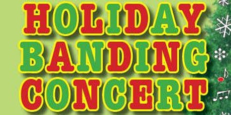 Hoboken Holiday Banding Concert tickets
