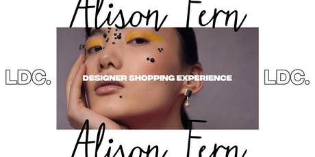 A Conscious Christmas: VIP Private Shopping Experience with Alison Fern tickets
