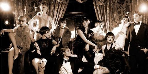 1920's Murder Mystery Game with Dinner!