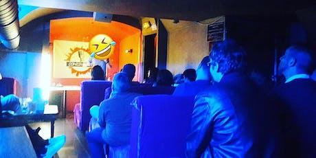 Comedy Shot, 1h de rire avec 8 humoristes en plein cœur de Châtelet billets