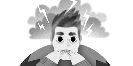#50:【圆桌】From Survival To Enjoyment - 如何应对职场心理压力?