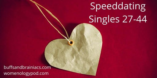 Speed Dating Party Ages 27-44 - NYC Singles