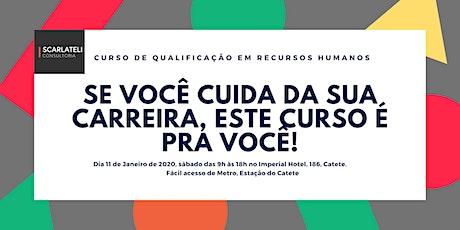 IMERSÃO NOS PROCESSOS DE RECURSOS HUMANOS ingressos