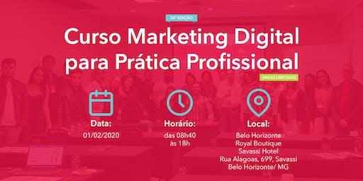 Curso Marketing Digital para Prática Profissional - 01/02/2020 - BH