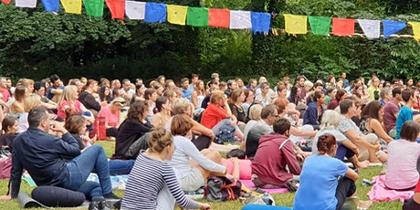 Toronto | Free : Meditation in High Park with Buddhist Monk tickets