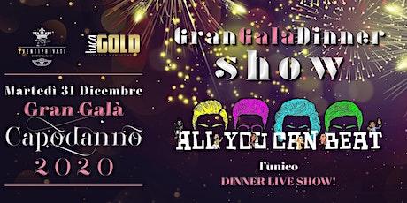 Capodanno Una Hotels Expo Fiera Milano 2020 - 31 Dicembre biglietti