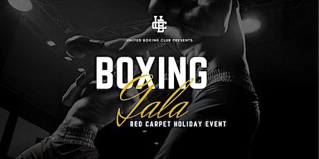 UBC Boxing Gala tickets