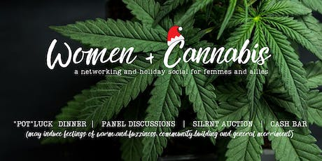 Cannabis Industry Networking: Women & Allies of the GTHA tickets