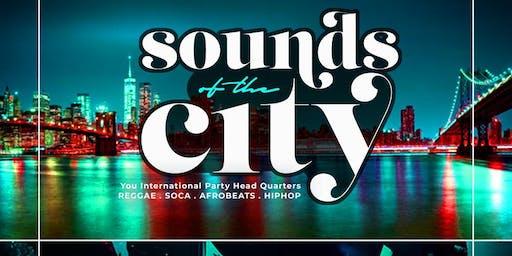 SOUNDS OF THE CITY | Free b4 12 | TAJ II LOUNGE