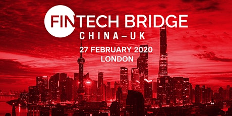 FINTECH Bridge China-UK Conference 2020 tickets