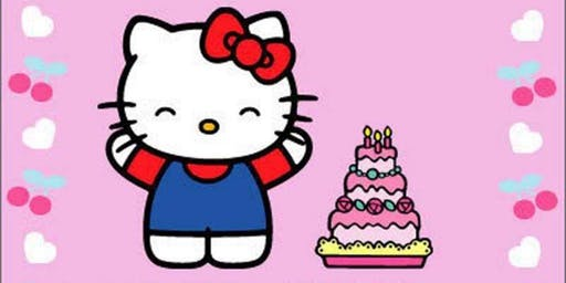 NORTHSIDE Hello Kitty PURR-fect Birthday Party (For All Ages)