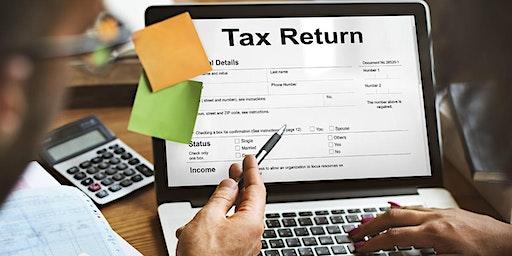 Tax Prep Training Course