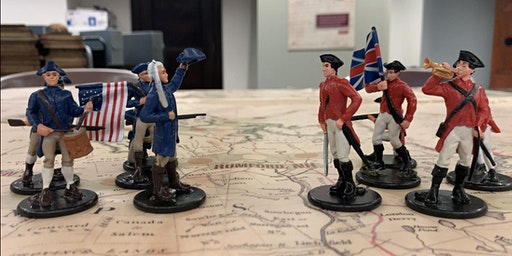 Redcoats and Rebels: Gaming the American Revolution
