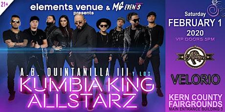 Cumbia Music Festival w/AB Quintanilla III y Los  Kumbia King AllStarz tickets