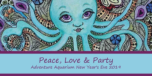Aquarium After Dark New Year's Eve Celebration