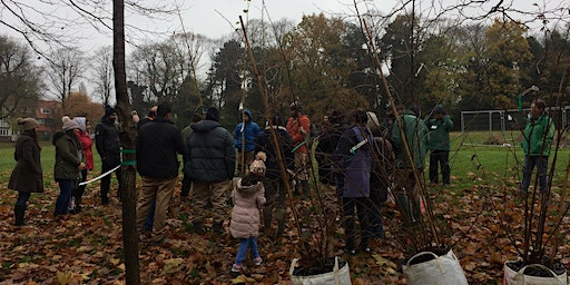 Tree Warden Induction Day