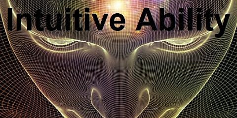 Intuitive Ability -  Object Energy
