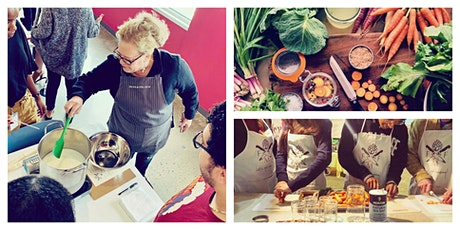 WINTER BREAK COOKING CAMP   Cook. Bake. Make. (Ages 10-17) tickets