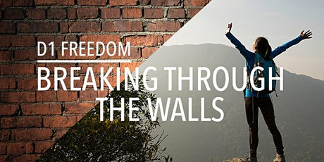 D1 Freedom - Breaking Through the Walls tickets