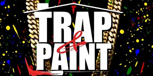 Trap N Paint Party Ugly Sweater Edition