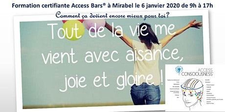 Formation Praticien Access Bars des Laurentides billets