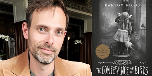Ransom Riggs at Decatur Library!