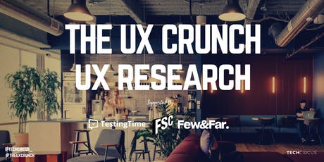 UX Crunch: UX Research tickets