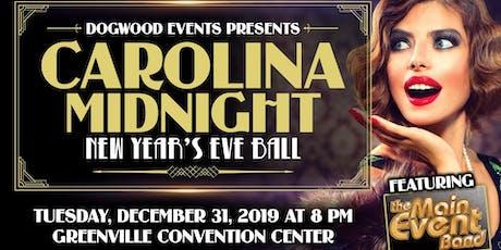 Carolina Midnight Roaring 20's New Year's Eve Ball tickets