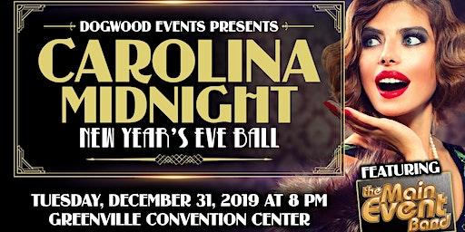Carolina Midnight Roaring 20's New Year's Eve Ball