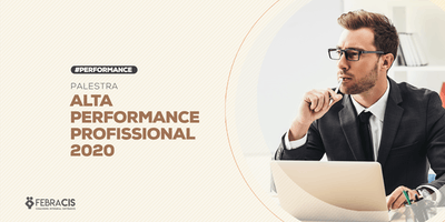 [GOIANIA/GO] PALESTRA GRATUITA - Alta performance profissional 2020 - 19/12