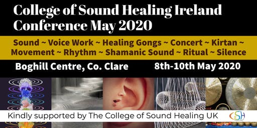 College of Sound Healing Ireland Conference