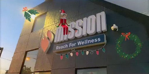 Mission Dispensaries: Holiday Shindig