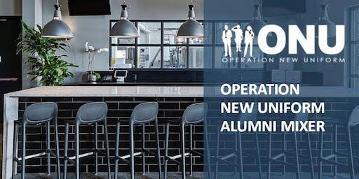 Operation New Uniform Alumni Mixer