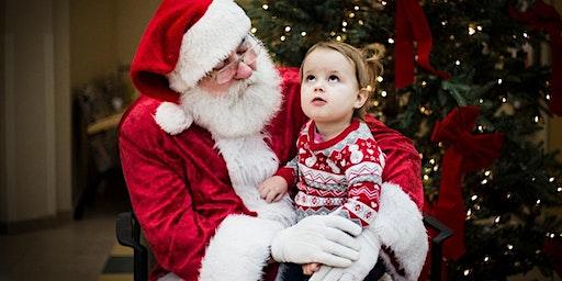 Morning With Santa